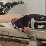 PullaCare das transportierende Bettlacken