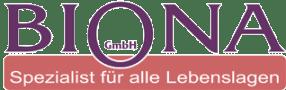 Logo der Biona GmbH - Stoffverarbeiter